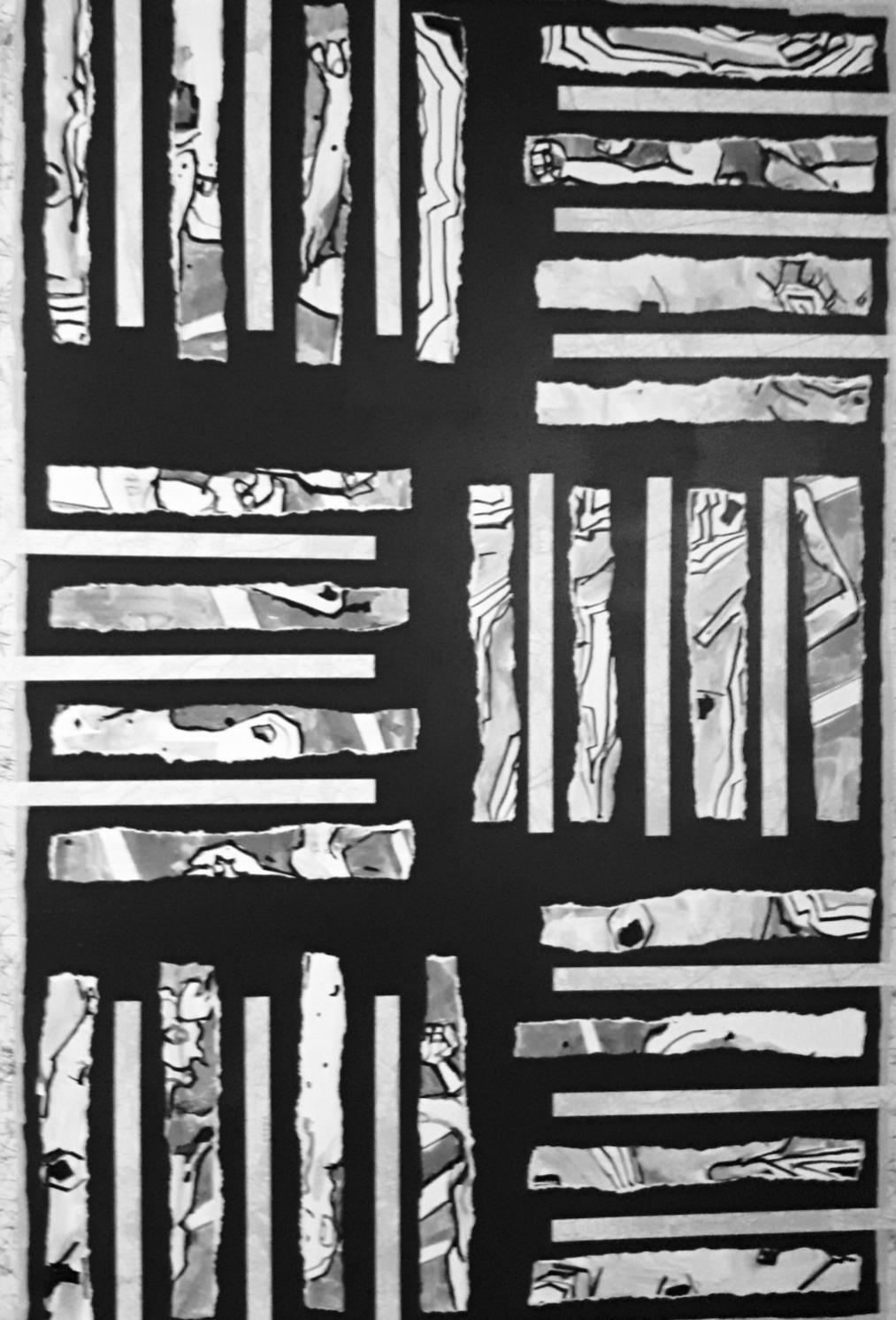 Atelier Klaver Jos van der Wedden collages
